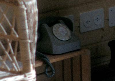 Ein Telefon anno 1977