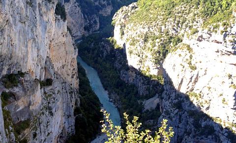 Durch die Haute Provence, Oktober 2012