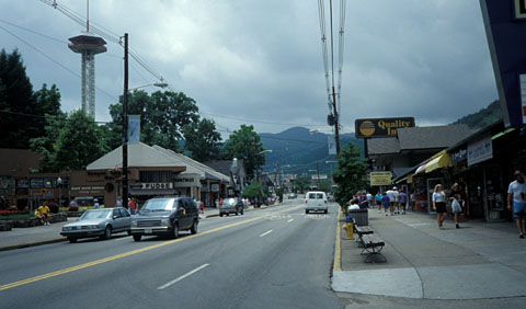 Gatlinburg, Juni 1993