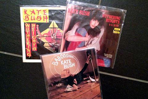 Singles von Kate Bush
