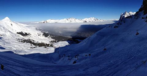 Eigergletscher, 25. Januar 2013