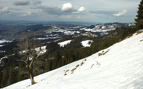 Skilift Heiligkreuz, 9. Mrz 2013