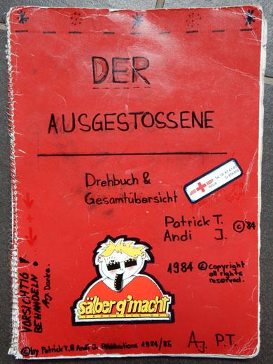 Drehbuch 1984