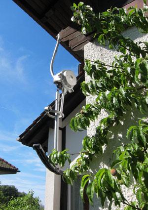 Der einzige gerettete Sedruner Bügel aus den Anfangszeiten in Bern