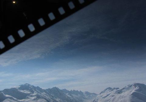 Sonnenfinsternis vom 20.3.2015 aus dem Sedruner Skigebiet