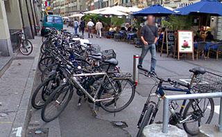 Veloparkplatzmisere in Bern, Teil 9879875