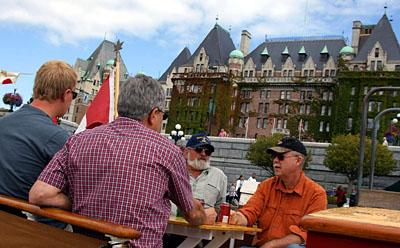 Classic Boat Festival, Victoria, BC (August 2008) - klicken für mehr Fotos