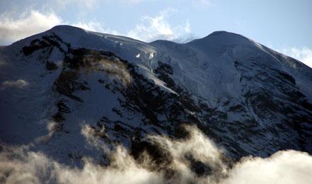 Mount Rainier (September 2008)