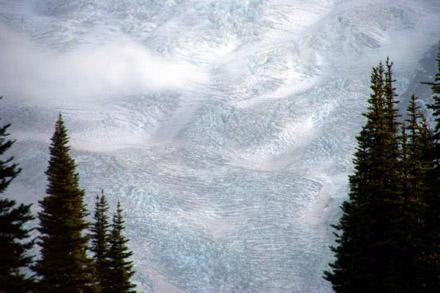 Mount Rainier (September 2008) - Klicken für den Ort dieses Fotos auf der Yellorama-Karte!