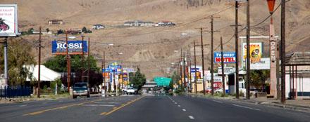 Yakima, Washington (September 2008) - Klicken für Lage dieses Ortes auf der Yellorama-Karte