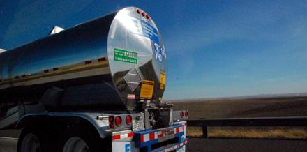 Unterwegs auf der I-82 und I-84 von Yakima, WA nach Boise, ID (September 2008)