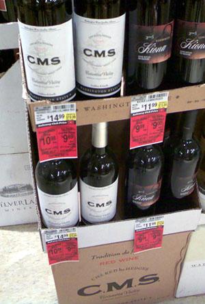 CMS-Wein (September 2008)