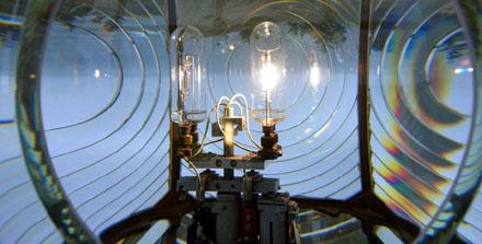 Cape Blanco Lighthouse, Oregon Coast (September 2008) - Klicken für mehr Bilder