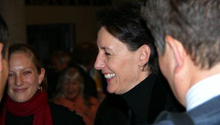 Barbara Hayoz, nicht als Stadtpräsidentin gewählt (30. November 2008) - Copyright Andi Jacomet