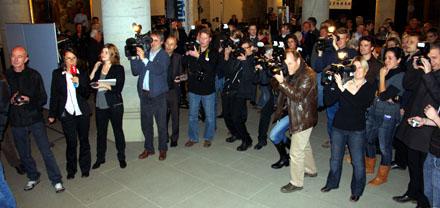 Stadtberner Wahlen im Rathaus (30. November 2008) - Copyright Andi Jacomet