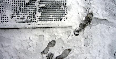Winter in Bern (Dezember 2008)