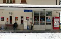 Station Versam Safien