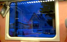 A casa: Auf dem Weg von Bern nach Sedrun (Dezember 2008)