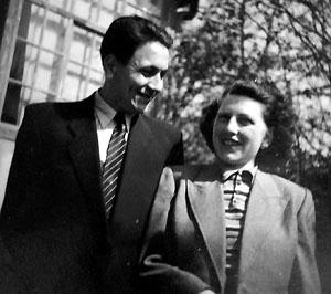 1950 im Westen Ungarns: Tibor und Anna lernen sich in Sopron kennen und lieben