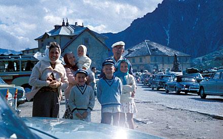 Gotthard-Hospiz (Frühe 1960er-Jahre)