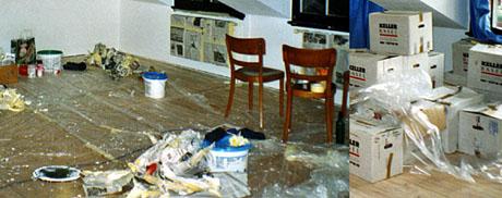 Die grosse Renovation am Stalden, Sommer 1999