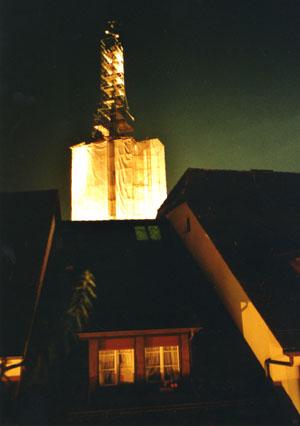 Nydeggkirche, Sommer 1999