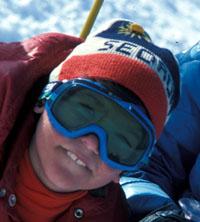 Der Zehnjährige Blöker: Grindelwald vor 27 Jahren (Februar 1982)