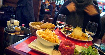 Café Charbon, Paris, Februar 2009