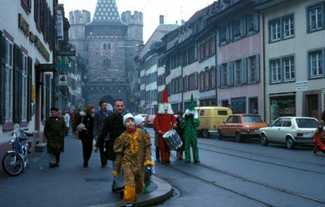 Basler Fasnacht 1979 - Klicken für mehr Fotos