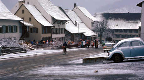 Itinger Kindergarten- und Schulfasnacht (März 1979) - Klicken für mehr Fotos