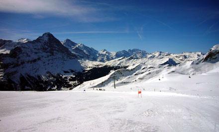 Grindelwald-First (März 2009)