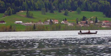 Lac de Joux (Mai 2009)