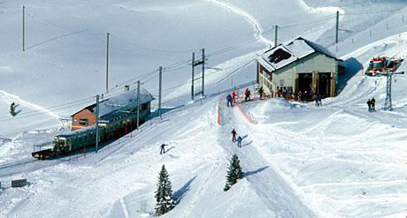 Skilift Salzegg, 1982