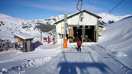 Skilift Salzegg