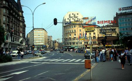 Luxemburg, Mai 1989