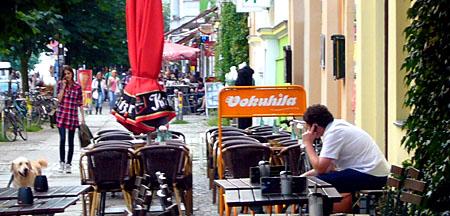 Berlin, 10. Juni 2009