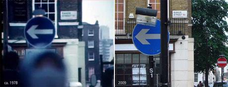 Baker Street, London, 1978-2009