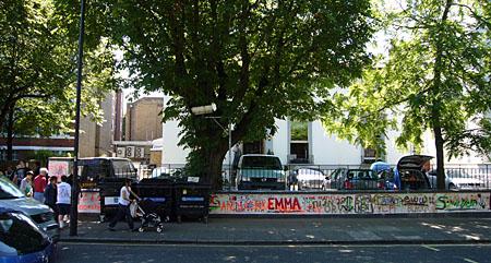 Abbey Road, London, Juni 2009