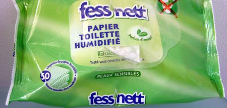Fess Nett - Füdlesuuber!
