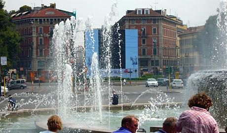 Milano, Juli 2009