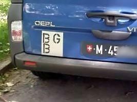 Oepl oder Opel? Bern, Juni 2009