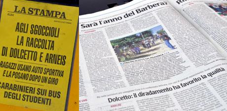La Stampa, 15. September 2009