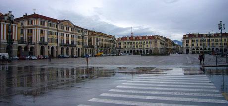 Cuneo, Mitte September 2009
