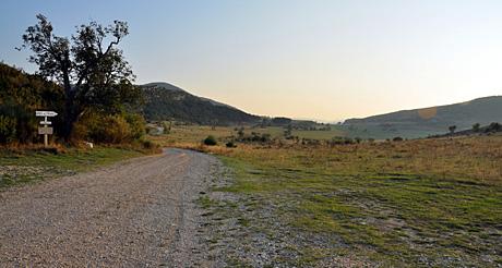 Haute Provence, Ende September 2009 (Klicken für mehr Fotos)