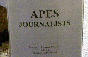 APES? Affen?!