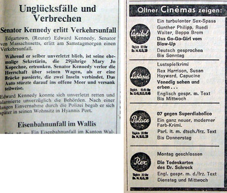 Solothurner Nachrichten vom 21. Juli 1969