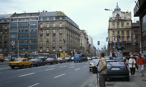 Budapest 1991 - Klicken für grosse Fassung