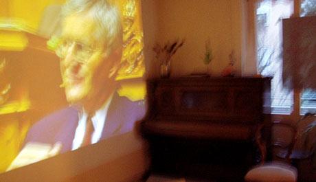 Villiger geht: Bundesratswahlen gucken in einer Berner WG, 12. Dezember 2010