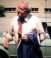 Walter Städeli, 1985 (Privatarchiv Andi Jacomet)