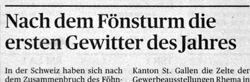 Fönsturm...? (Bund, 27. März 2010)